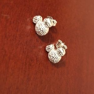 Disney Parks Mickey Earrings